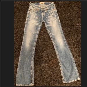 BIg Star Bootcut Jeans Size 23X30